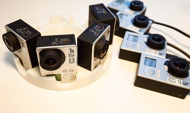 De 360 graden camera huren